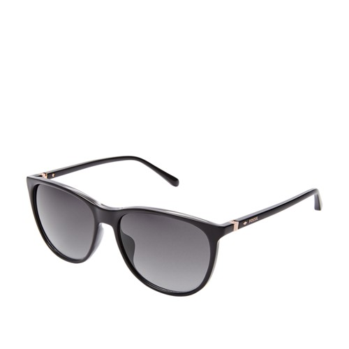 Fossil Lindenwood Rectangle Sunglasses FOS3082S0807