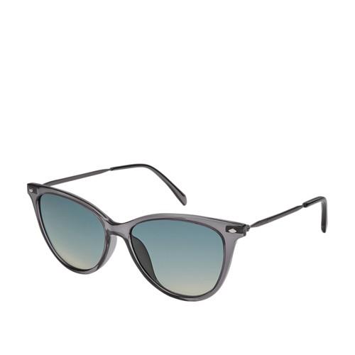 Fossil Mockingbird Cat Eye Sunglasses FOS3083S063M