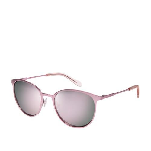 Fossil Greenbriar Round Sunglasses FOS3084S035J