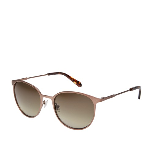 Fossil Greenbriar Round Sunglasses FOS3084S04IN