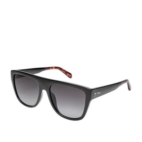 Fossil Dreamaker Rectangle Sunglasses FOS3085S0807