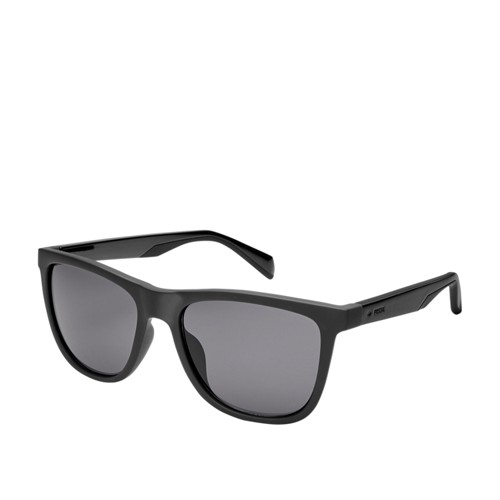 dad9298a9c Fossil Bunkhouse Rectangle Sunglasses FOS3086S0003