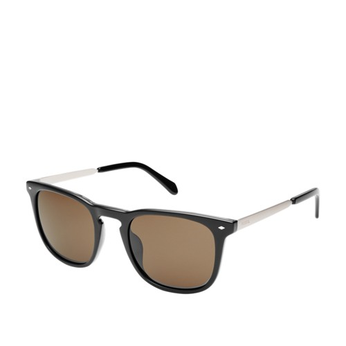 Fossil Tanglewood Rectangle Sunglasses FOS3087S0807