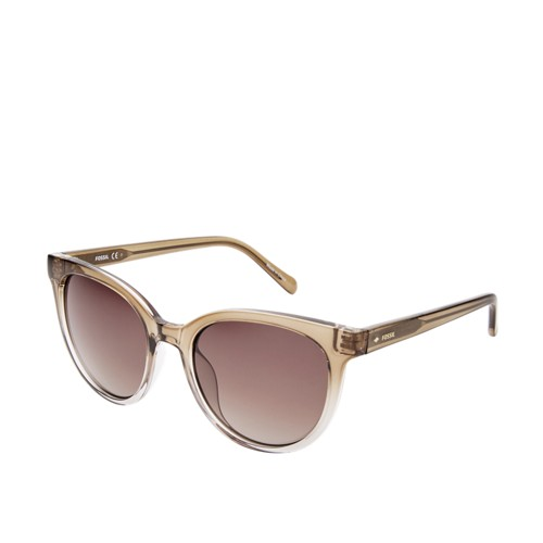Fossil Tilly Round Sunglasses  Accessories