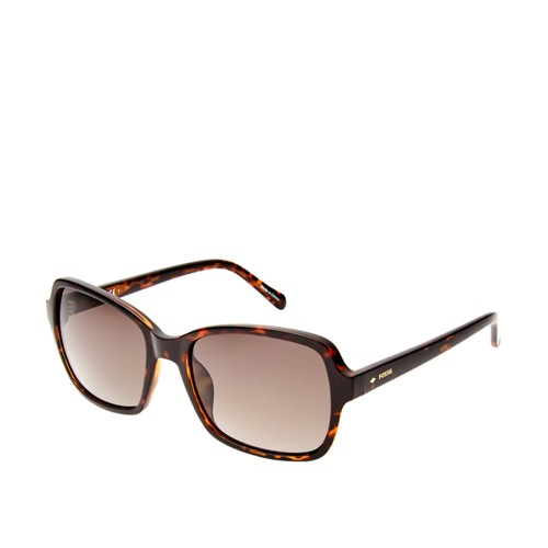 Asher Rectangle Sunglasses FOS3095S0086