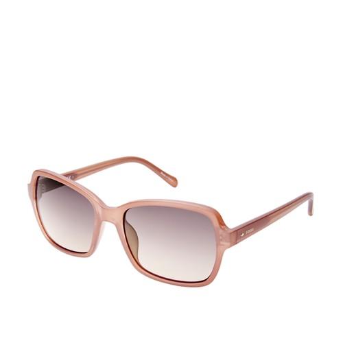 Asher Rectangle Sunglasses FOS3095S0TUI