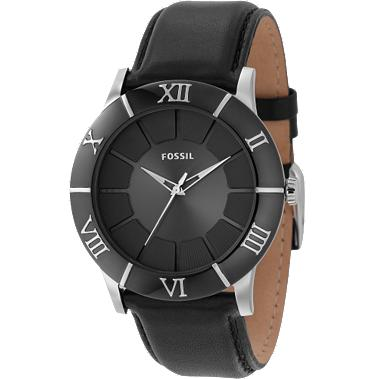 Fossil FS4501 Analog Black Dial