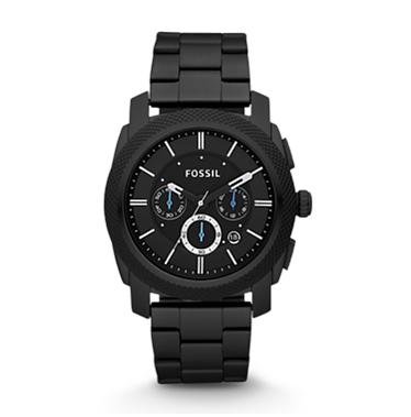 Fossil FS4552, Chronograph Black Dial