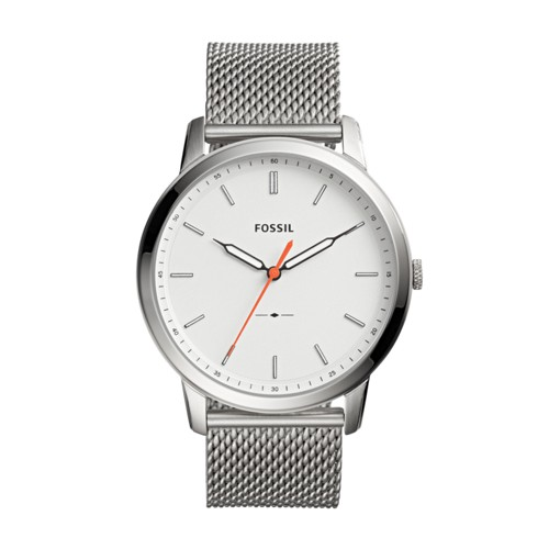Fossil The Minimalist Slim Three-Hand Stainless Steel Watch FS5359