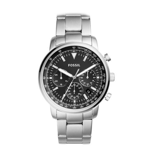 Fossil Goodwin Chronograph Stainless Steel Watch FS5412