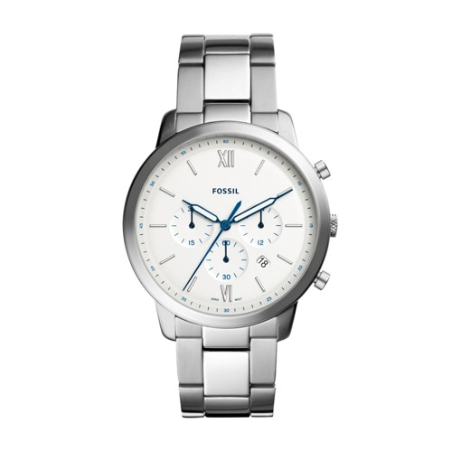 Fossil Neutra Chronograph Stainless Steel Watch FS5433