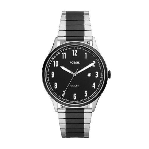 Forrester Three-Hand Two-Tone Stainless Steel Watch FS5609