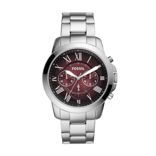 Grant Chronograph Stainless Steel Watch FS5628