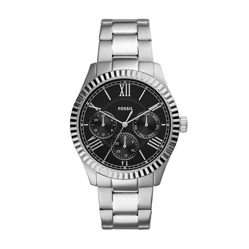 Fossil Chapman Multifunction Stainless Steel Watch  jewelry