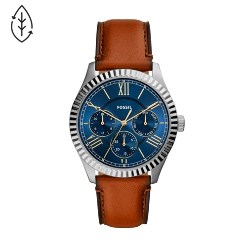 Chapman Multifunction Luggage Leather Watch FS5634