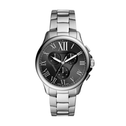 Monty Chronograph Stainless Steel Watch FS5637