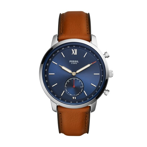 fossil Hybrid Smartwatch - Neutra Luggage Leather FTW1178