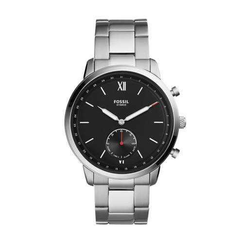 Fossil Hybrid Smartwatch - Neutra Stainless Steel  jewelry