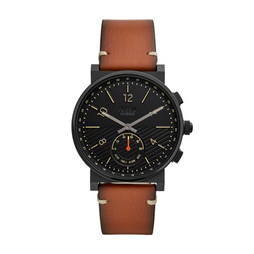 Hybrid Smartwatch - Barstow Tan Leather FTW1187