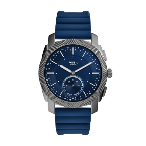 Hybrid Smartwatch Machine Navy Silicone FTW1195