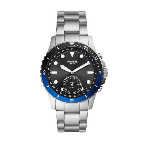 Hybrid Smartwatch FB-01 Stainless Steel FTW1199