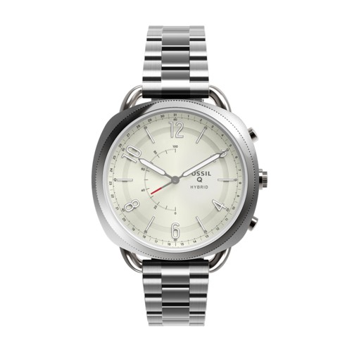 Fossil Hybrid Smartwatch - Accomplice Stainless Steel FTW1202