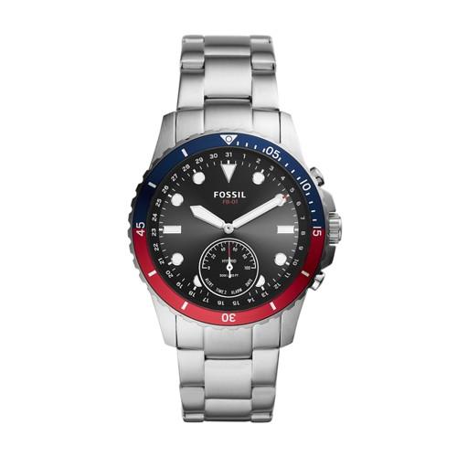 Hybrid Smartwatch FB-01 Stainless Steel FTW1300