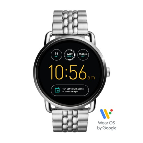 Fossil Gen 2 Smartwatch - Q Wander Stainless Steel FTW2111
