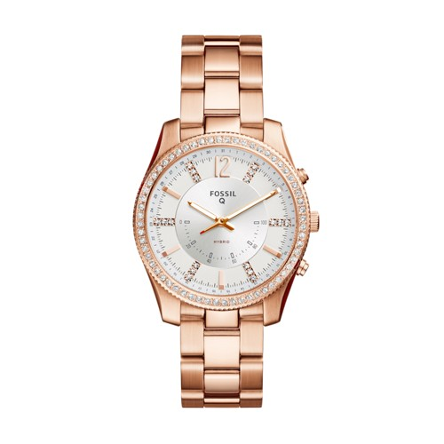 Hybrid Smartwatch - Scarlette Rose Gold-Tone Stainless Steel FTW5016