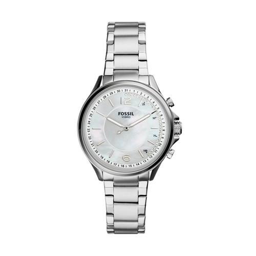 Fossil Hybrid Smartwatch Sadie Stainless Steel  jewelry