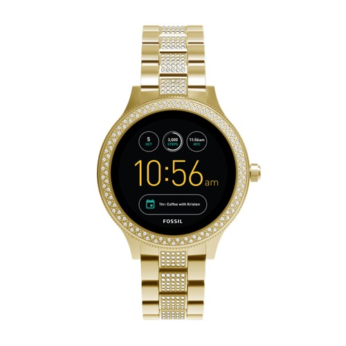 Fossil Gen 3 Smartwatch - Venture Gold-Tone Stainless Steel FTW6001