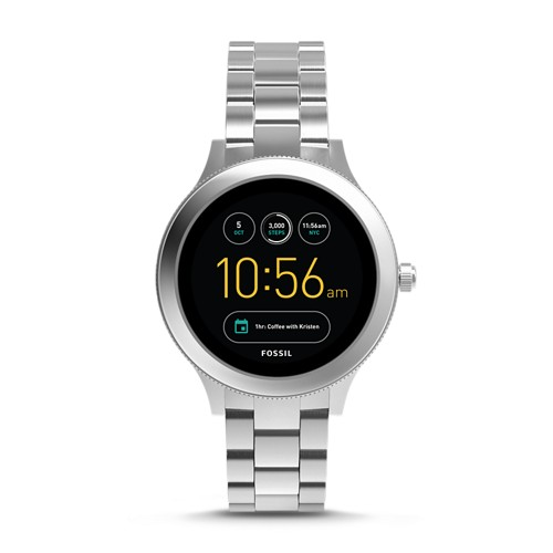 Fossil REFURBISHED Gen 3 Smartwatch - Venture Stainless Steel FTW6003J