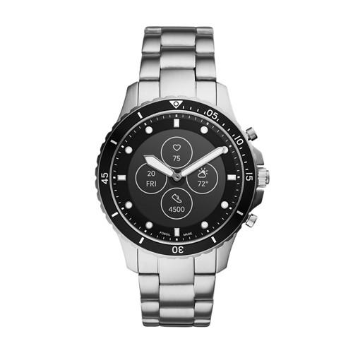 Hybrid Smartwatch HR FB-01 Stainless Steel FTW7016