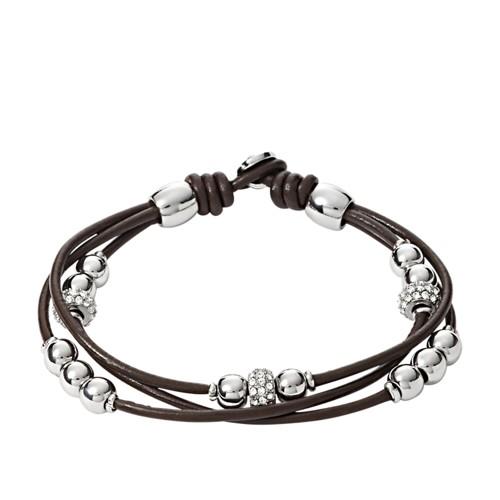 Fossil Rondel Wrist Wrap- Chocolate JA6068040