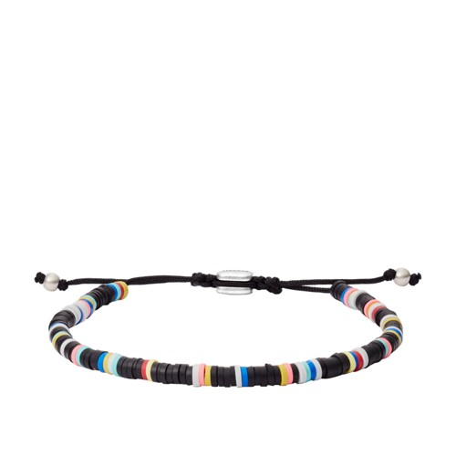 Black Brass Beaded Bracelet JA6992040
