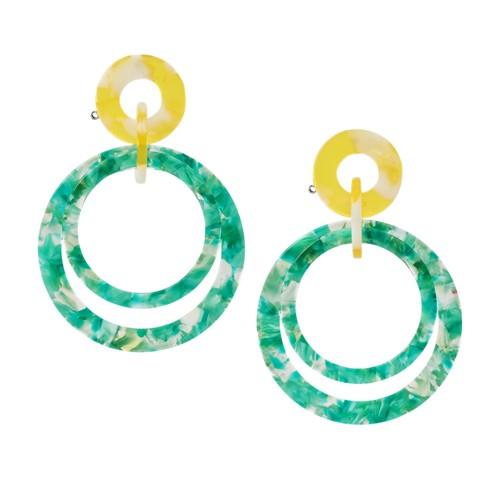 Spruce Acetate Earrings JA7035040