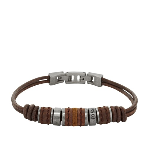 Fossil Rondell Leather Bracelet JF00900797