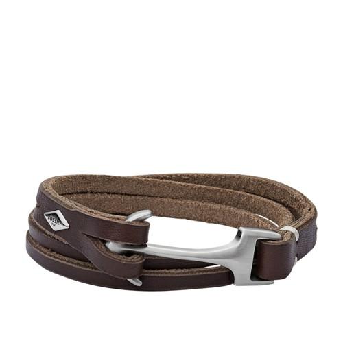 Fossil Anchor Bracelet JF02205040
