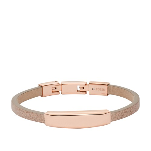 Fossil Plaque Bracelet Jf02281791