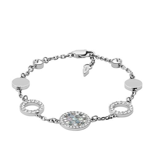 Fossil Vintage Glitz Crystal Bracelet JF02311040