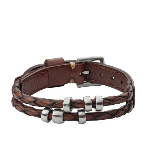 Fossil Retro Pilot Bracelet - Brown JF02345040