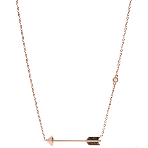 Fossil Arrow Necklace JF02452791