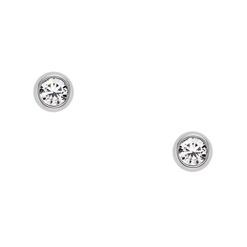 Fossil Crystal Studs JF02554040