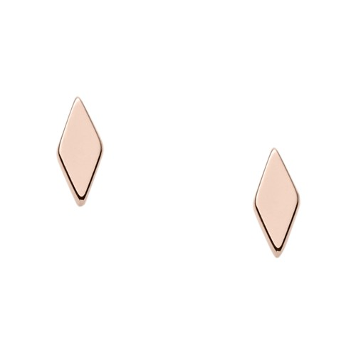 Fossil Diamond-Shaped Studs Jf02556791