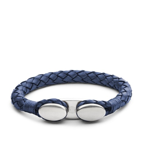 Fossil Vintage Casual Braided Bracelet Jf02624040