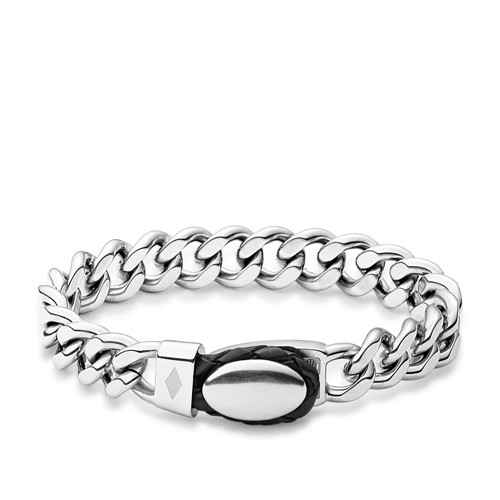 Fossil Vintage Casual Chain Link Bracelet Jf02695040