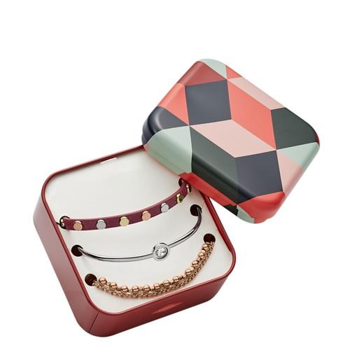 Fossil Multi-Bracelet Gift Set Jf02769998
