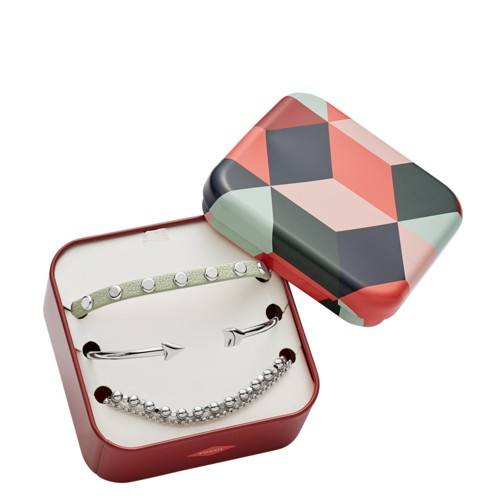 Fossil Multi-Bracelet Gift Set Jf02770040