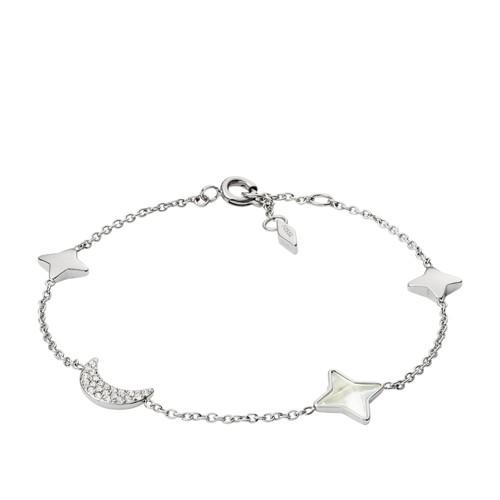 Stainless Steel Bracelet Fossil Com