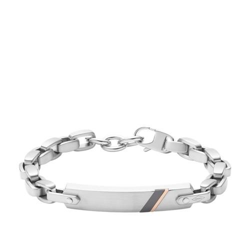 Fossil Plaque Steel Bracelet Jf02823040